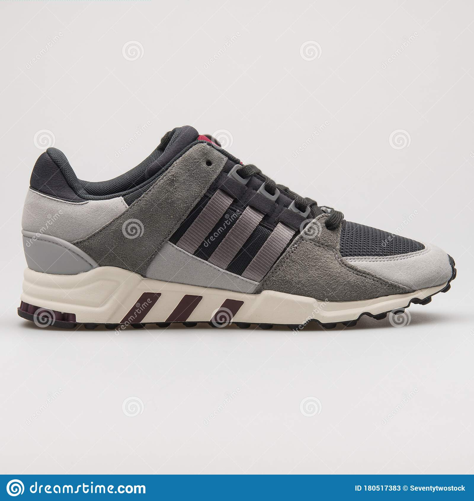Adidas EQT Support RF Carbon Grey And Black Sneaker Editorial ...