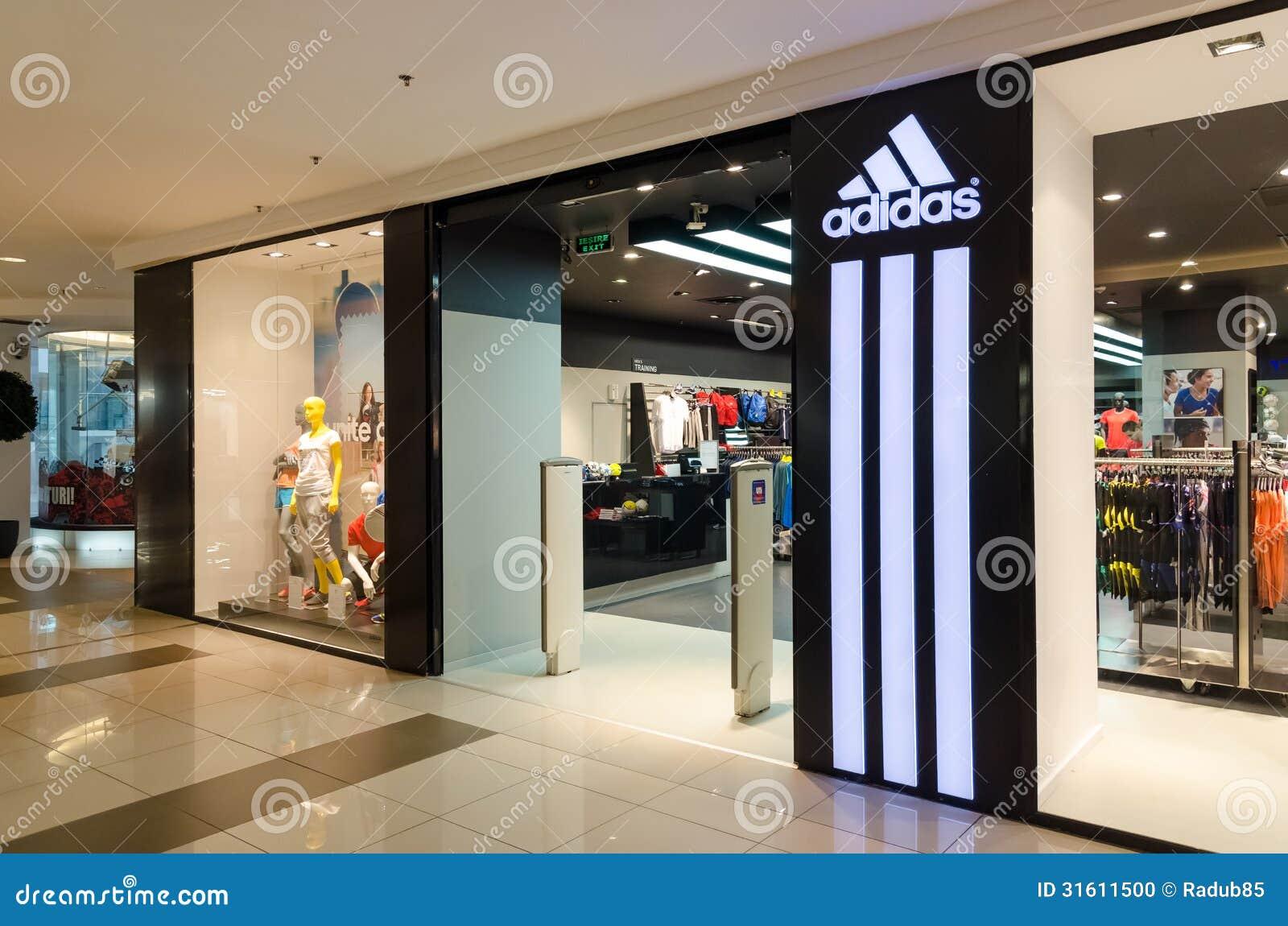 adidas affär