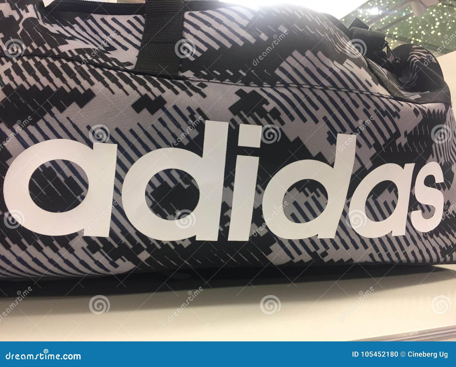 Adidas mette in mostra la borsa