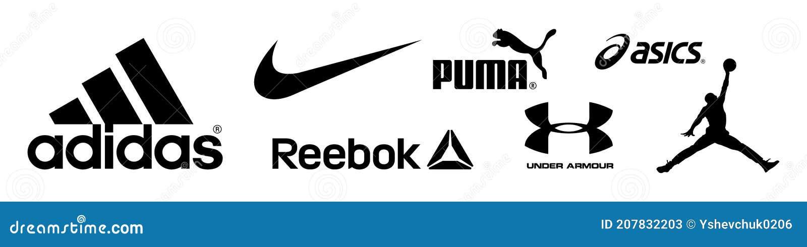 prototipo forma escritorio  Reebok Logo Stock Illustrations – 29 Reebok Logo Stock Illustrations,  Vectors & Clipart - Dreamstime