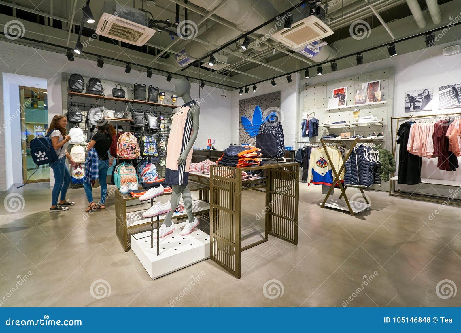adidas shopping