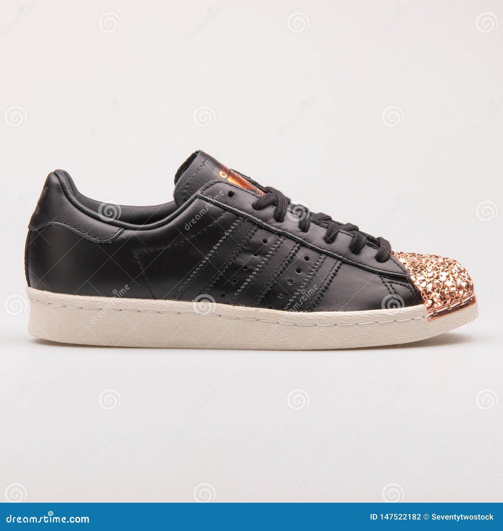 adidas superstar black copper