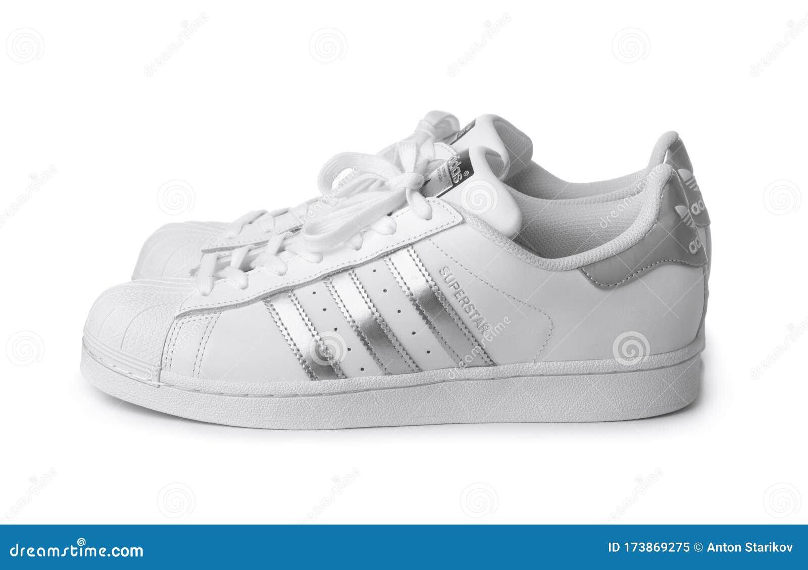 Adidas Superstar White Vintage Sport