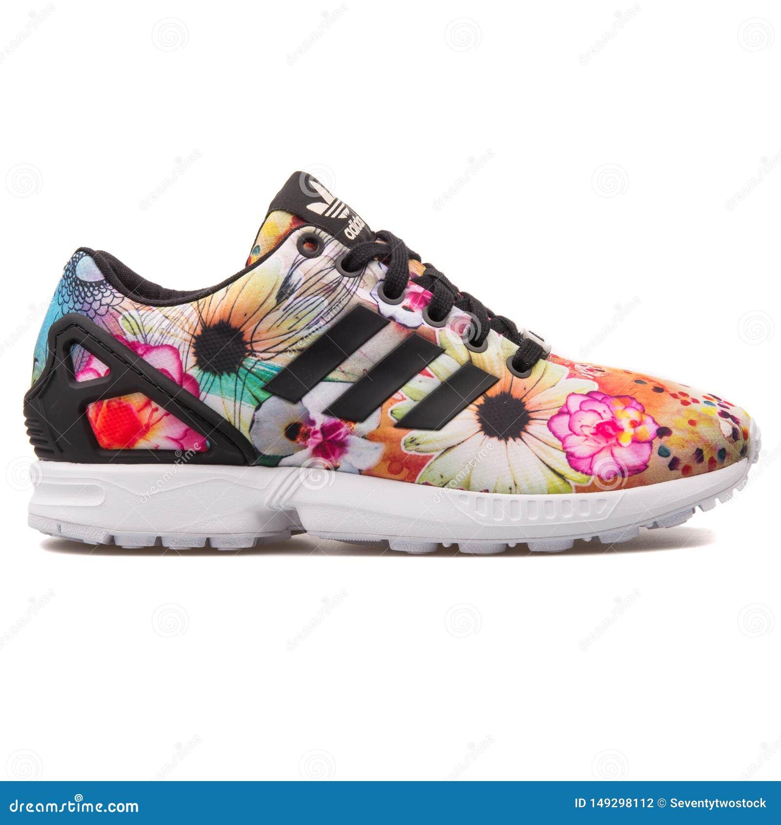 adidas zx flux floral