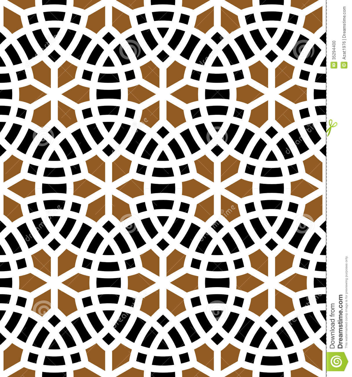 Adil Seamless Pattern Two Stock Vector Image Of Islamic