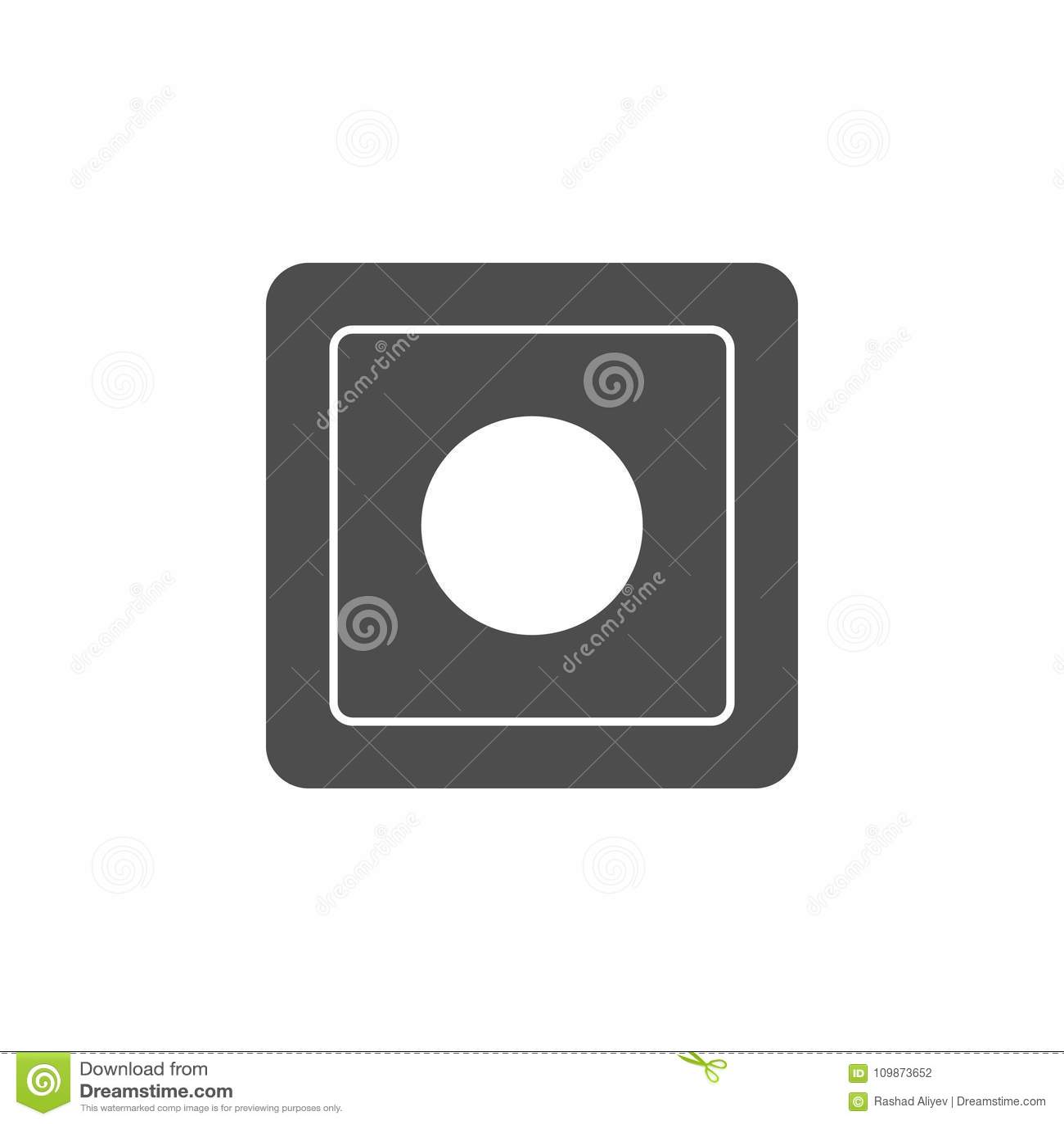 Adjustable Light Switch Icon. Elements Of Web Icon. Premium Quality ...