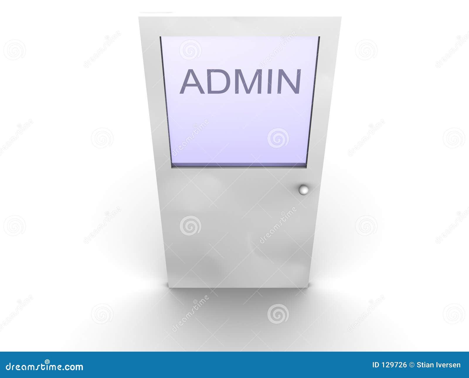 Administracja drzwi