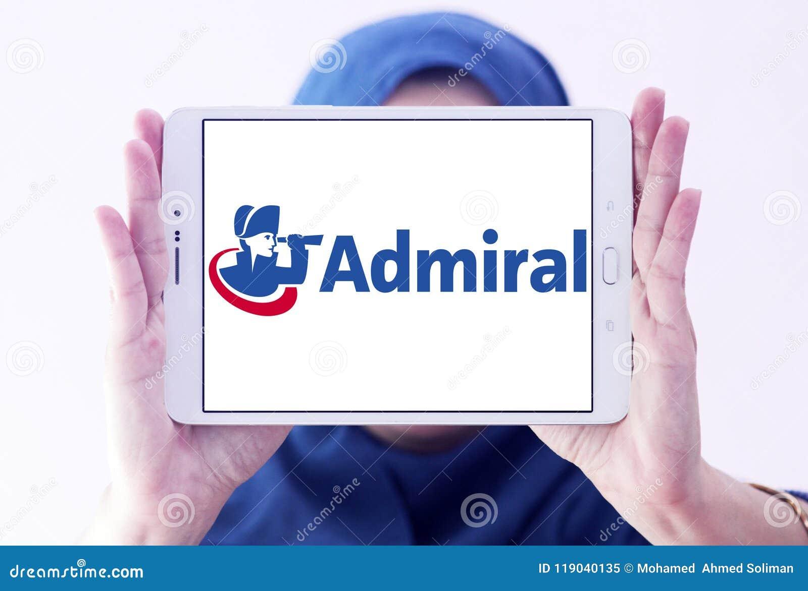 Admiral Car Insurance >> Admiral Insurance Company Logo Editorial Image Image Of