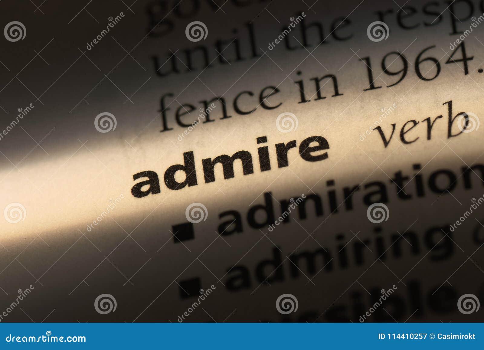 Admirez