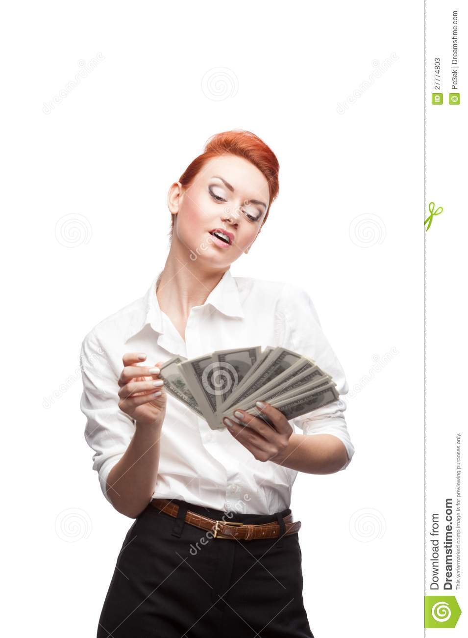 how to make money as an attractive female