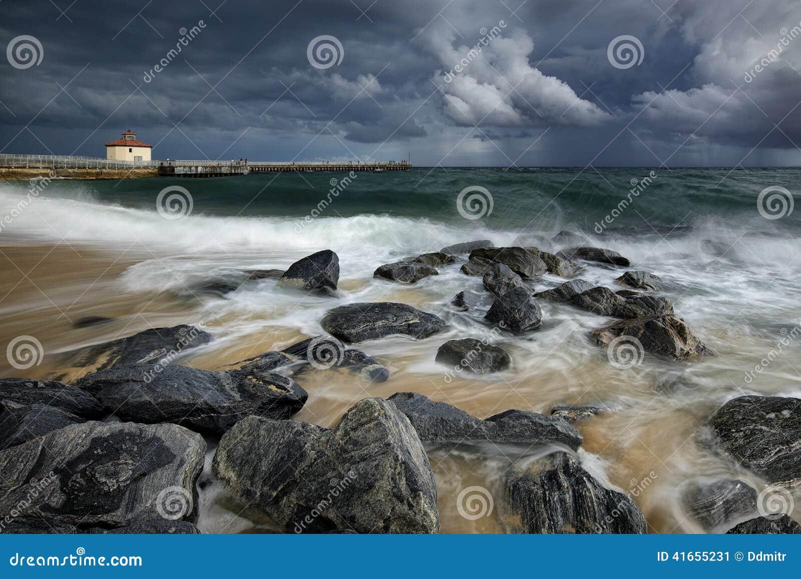 Admission de plage de Boynton