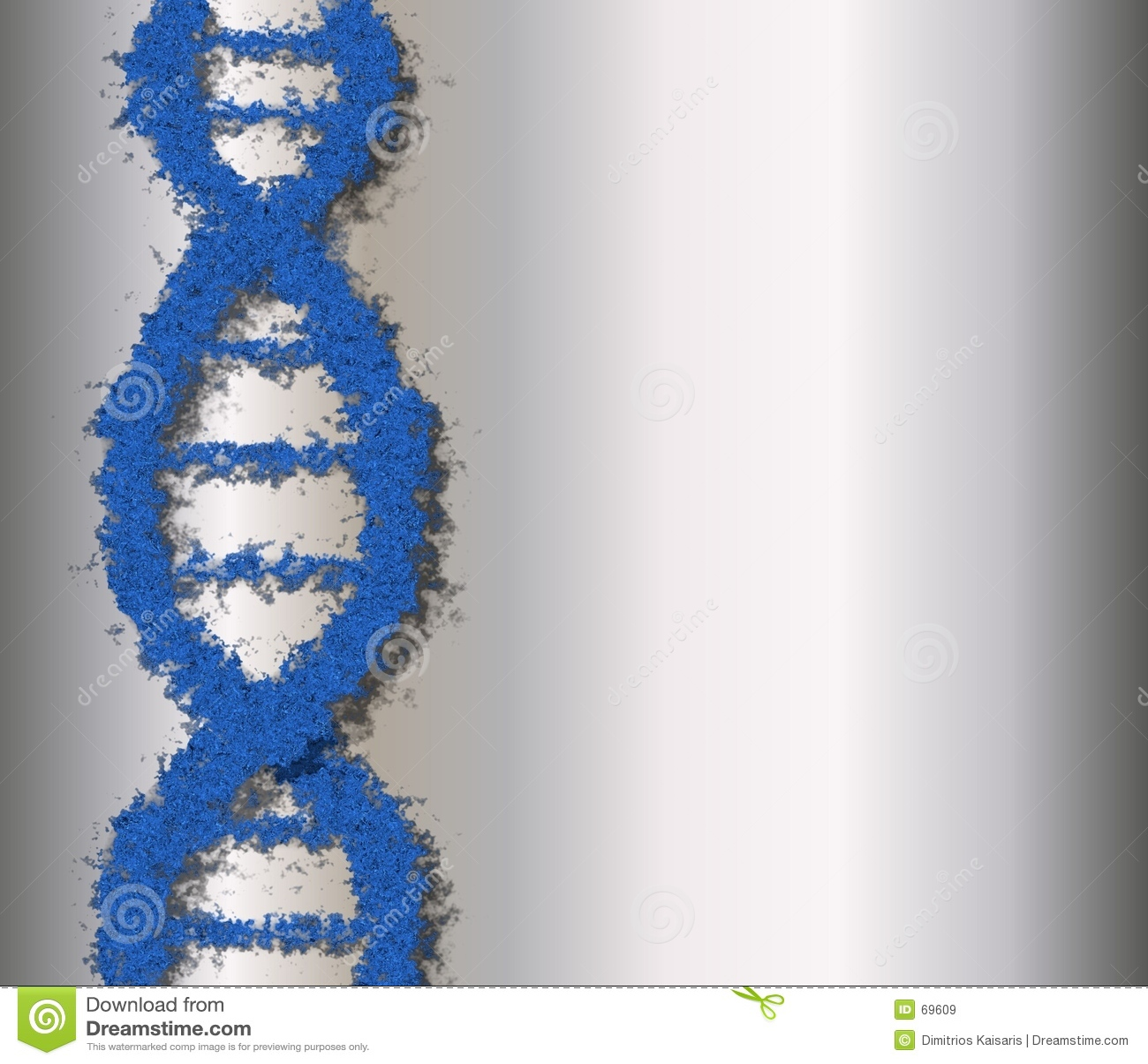 ADN azul