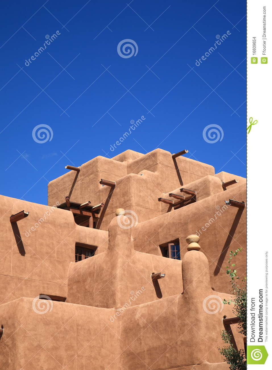 Adobe Building Stock Images Image 16609654