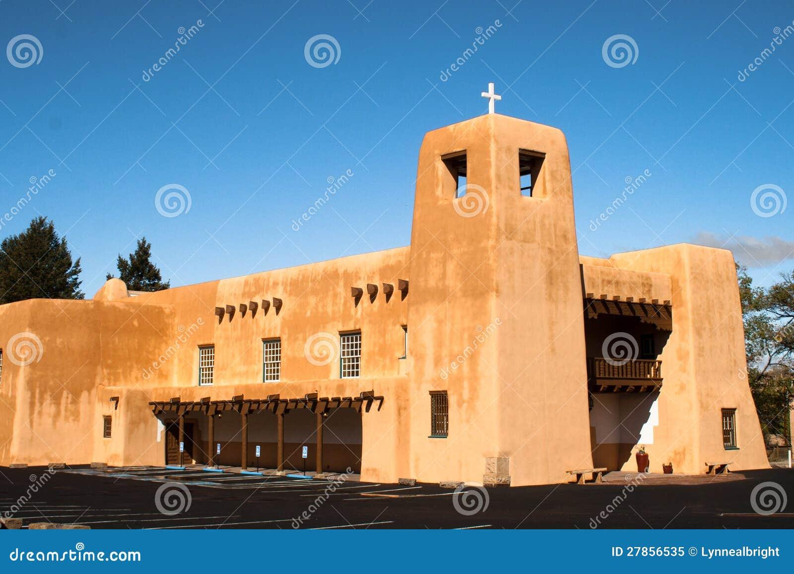 Adobe Kościół