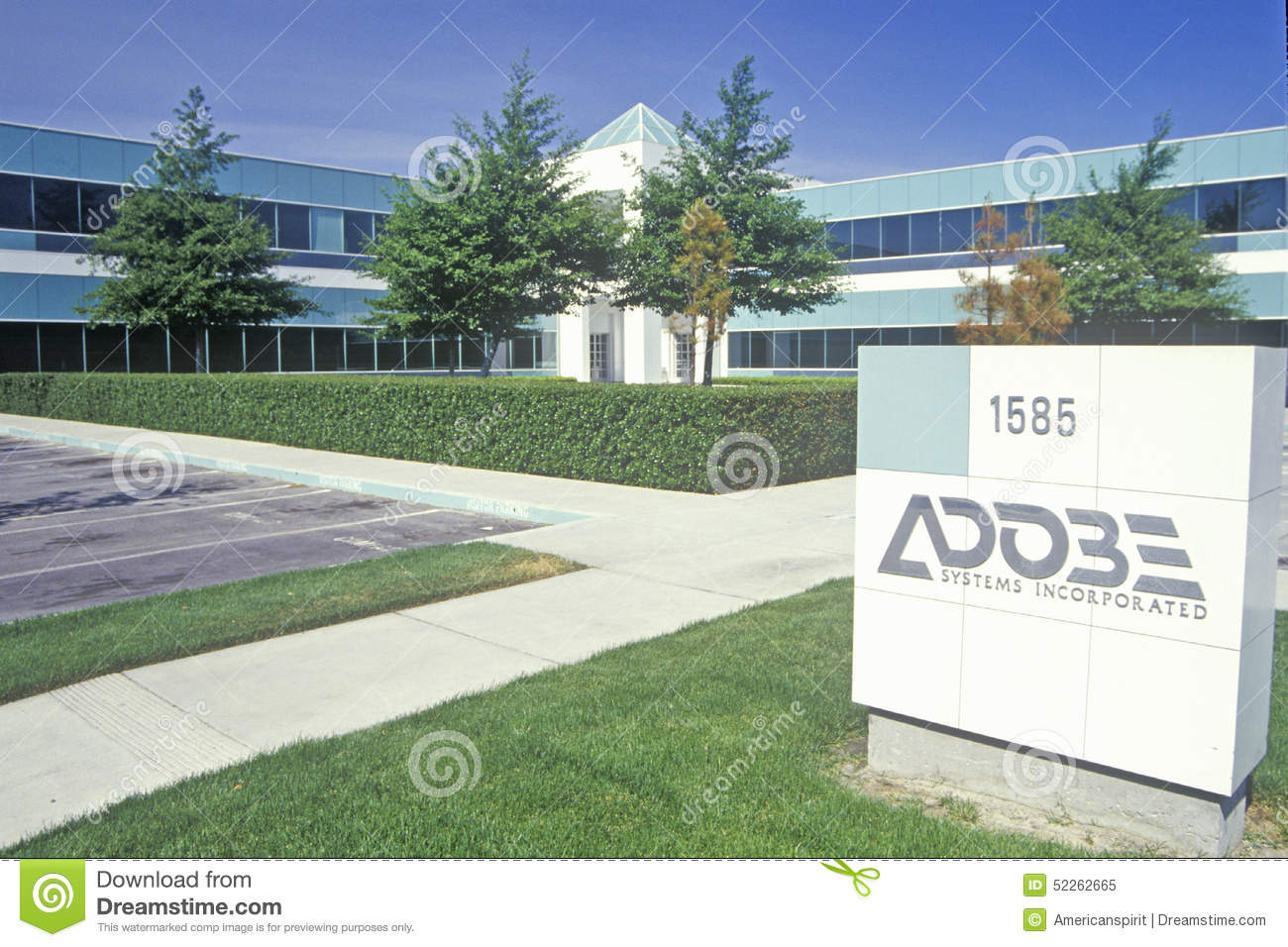 Adobe Systems Corporate Headquarters, Computer Software