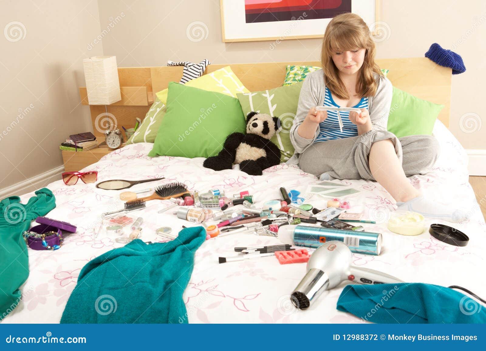 Stages desordenado las habitaciones de adolescentes en