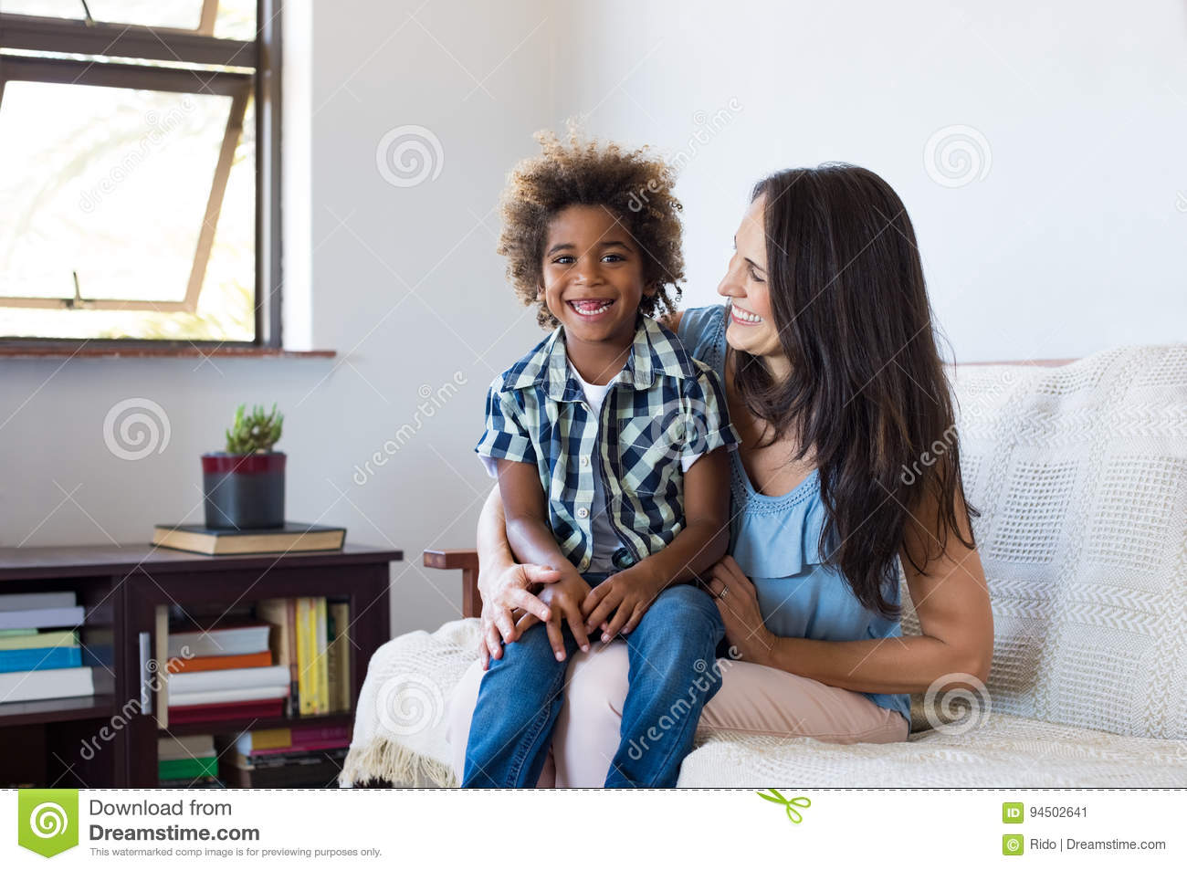 Adopted son wants mom 5