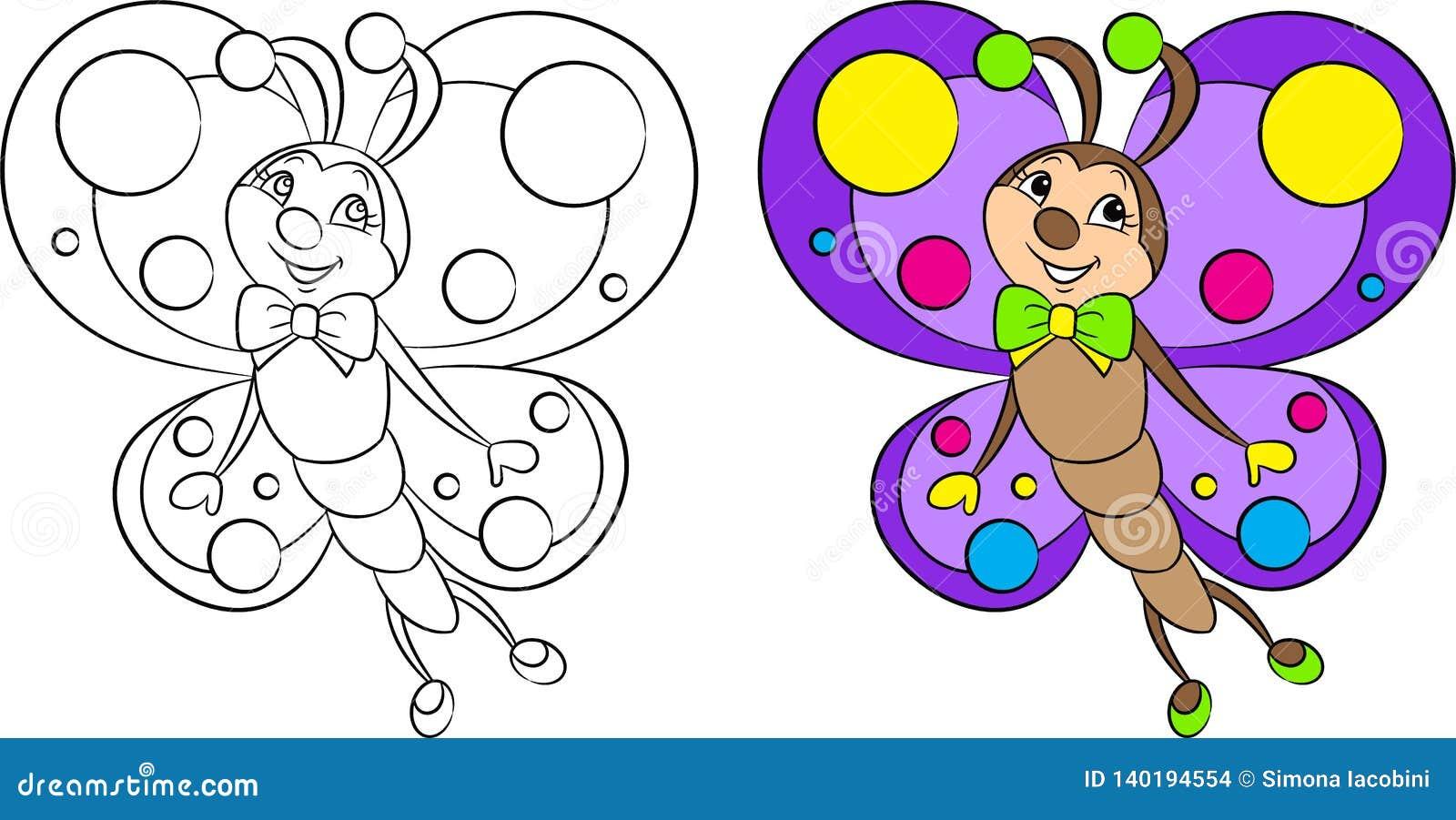 Adorable Antes Y Despues Del Dibujo Del Kawaii De Una Pequena