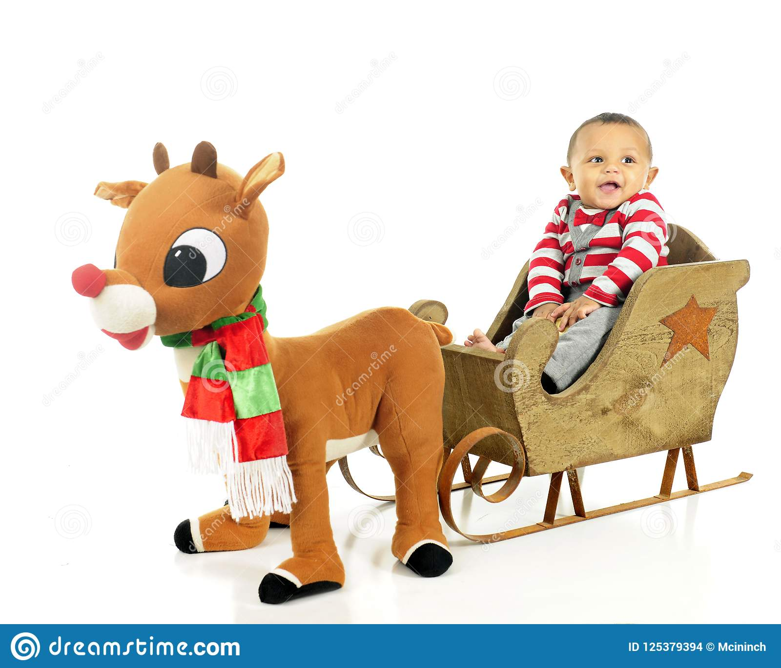 Ready for a Rudolph Ride