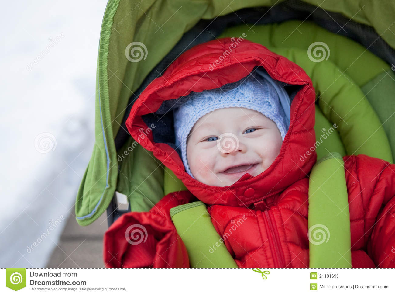 16d47d93f982 Adorable Baby Boy In Winter Jacket Stock Photo - Image of beautiful ...