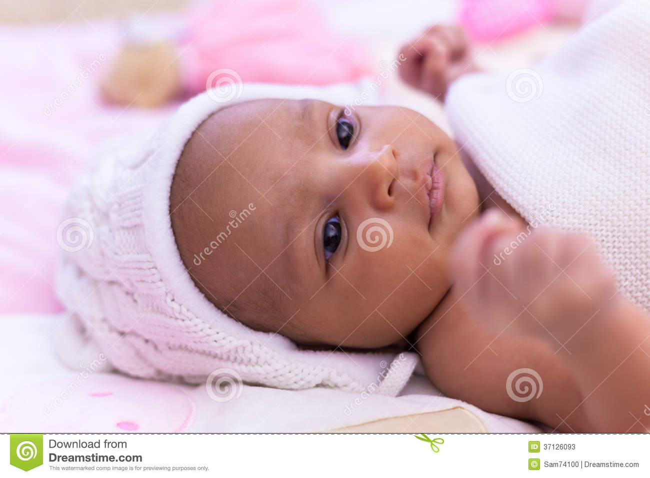 Photo adorable little african american baby girl pics stock photos all sites - African american baby pics ...