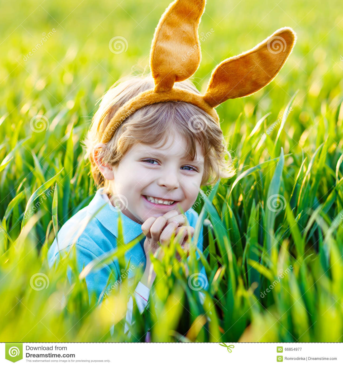 Easter Bunny Childhood Royalty Free Stock Image