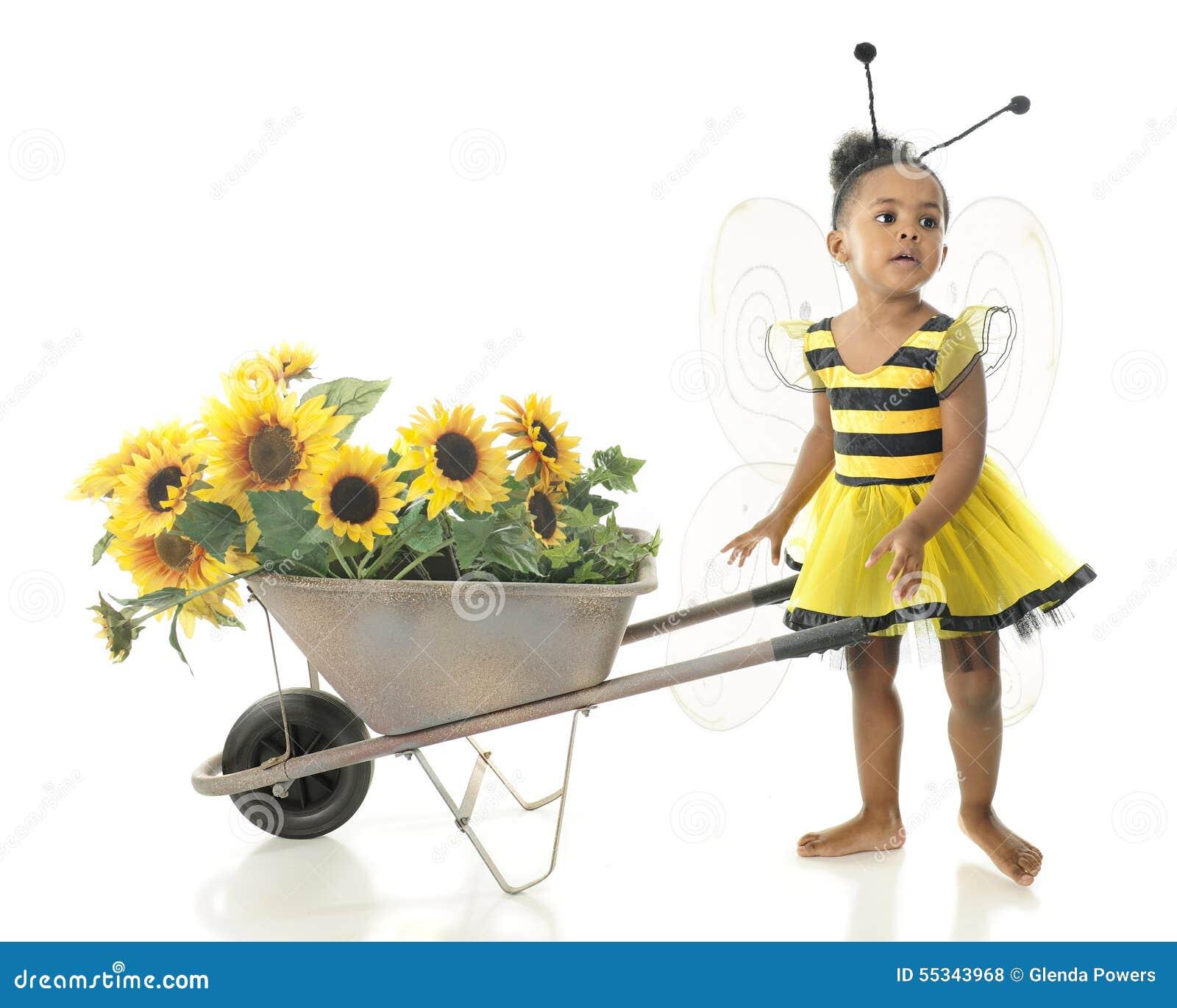 Adorable Worker Bee
