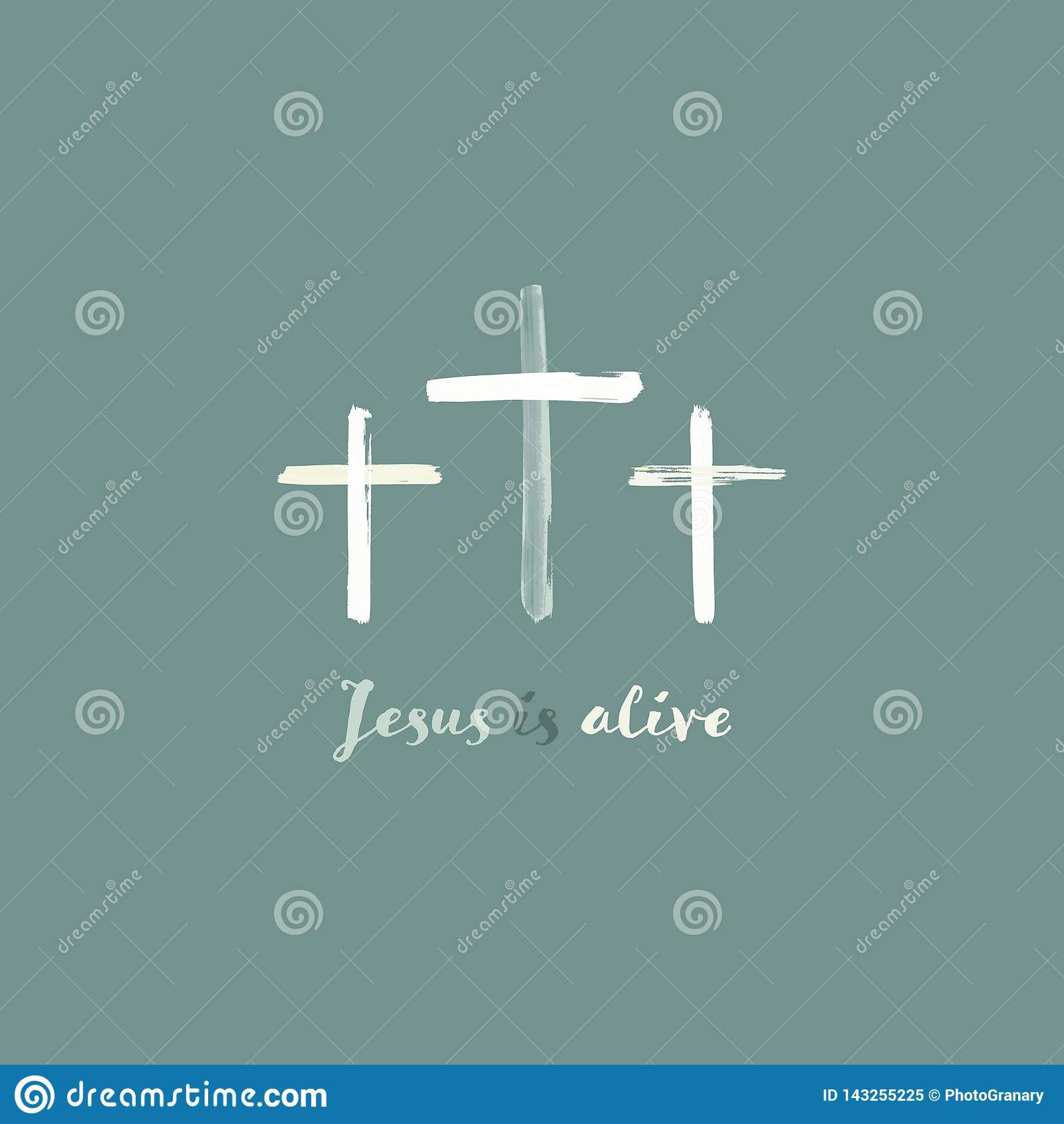Alabanzas Cristianas De Adoracion adoración y alabanza cristianas stock de ilustración