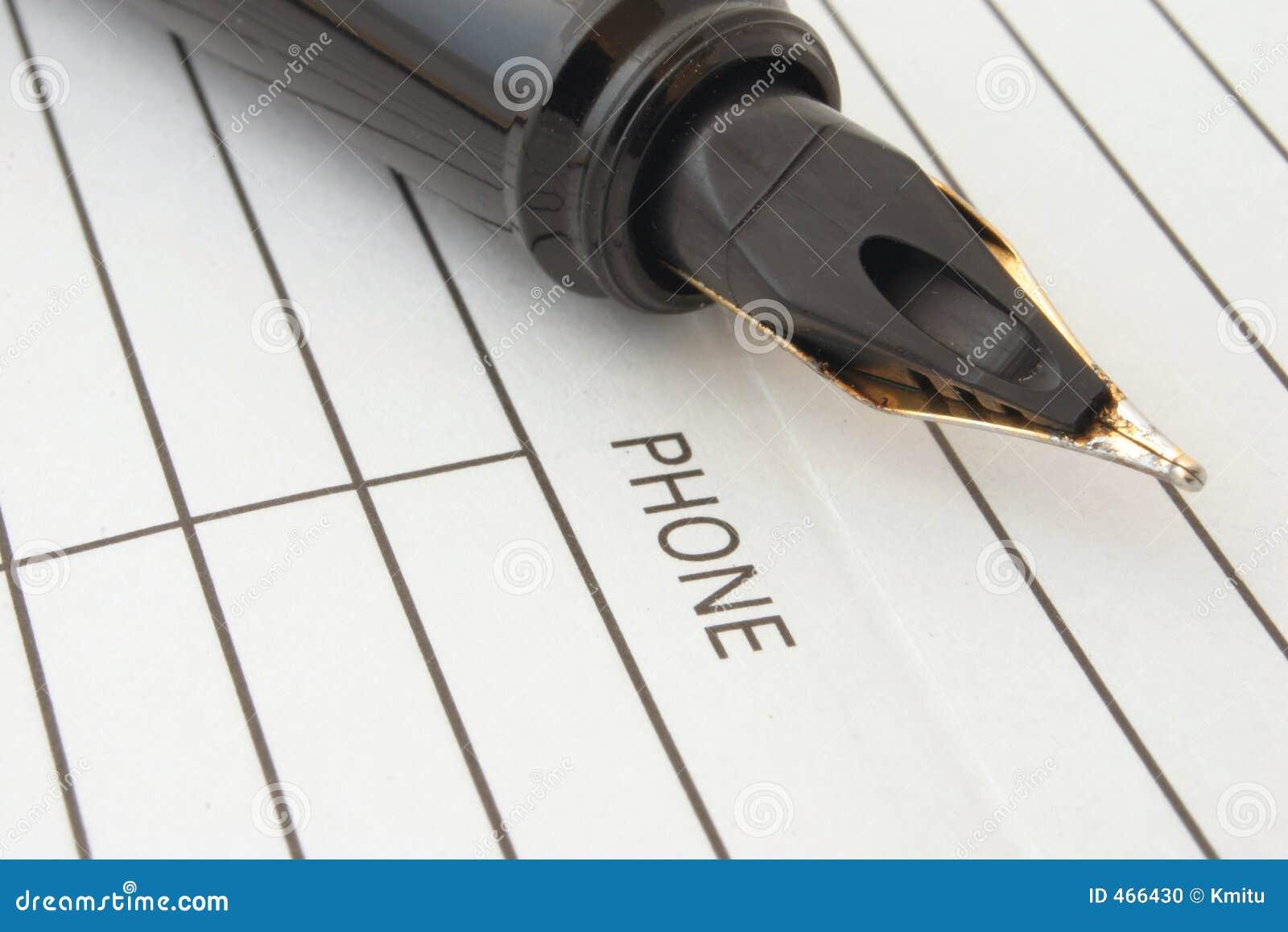 Adres & Telefoonboek
