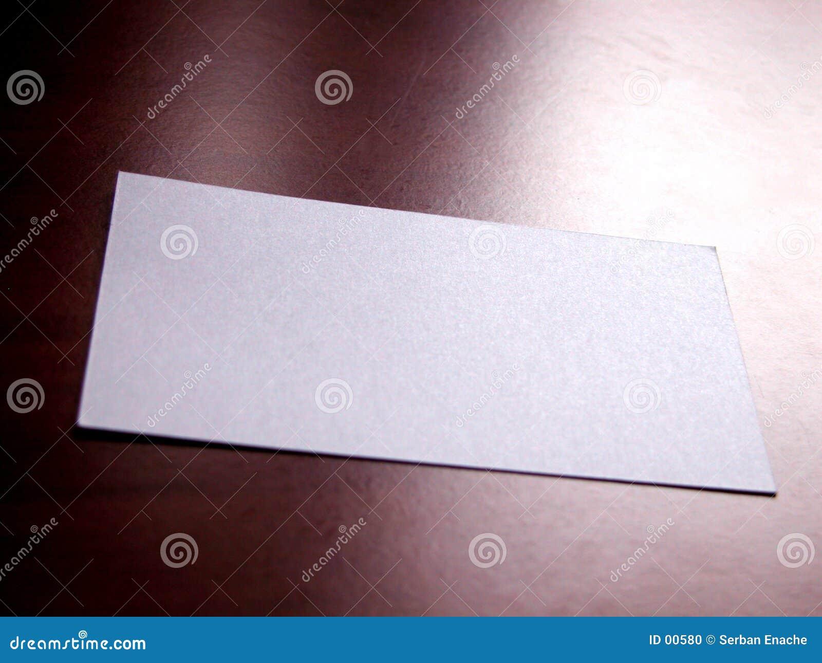 Adreskaartje 2
