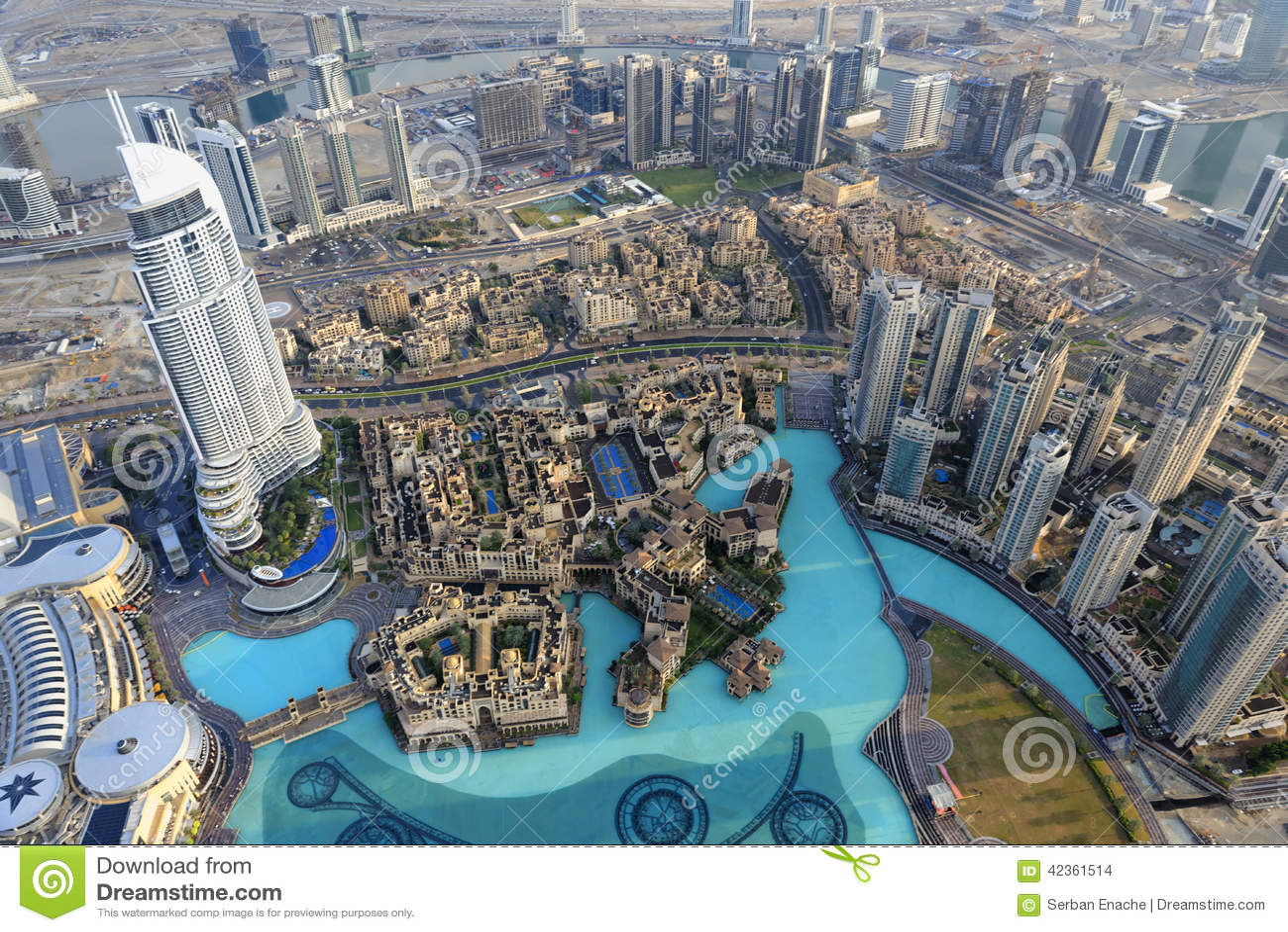 Adresu śródmieście Dubaj