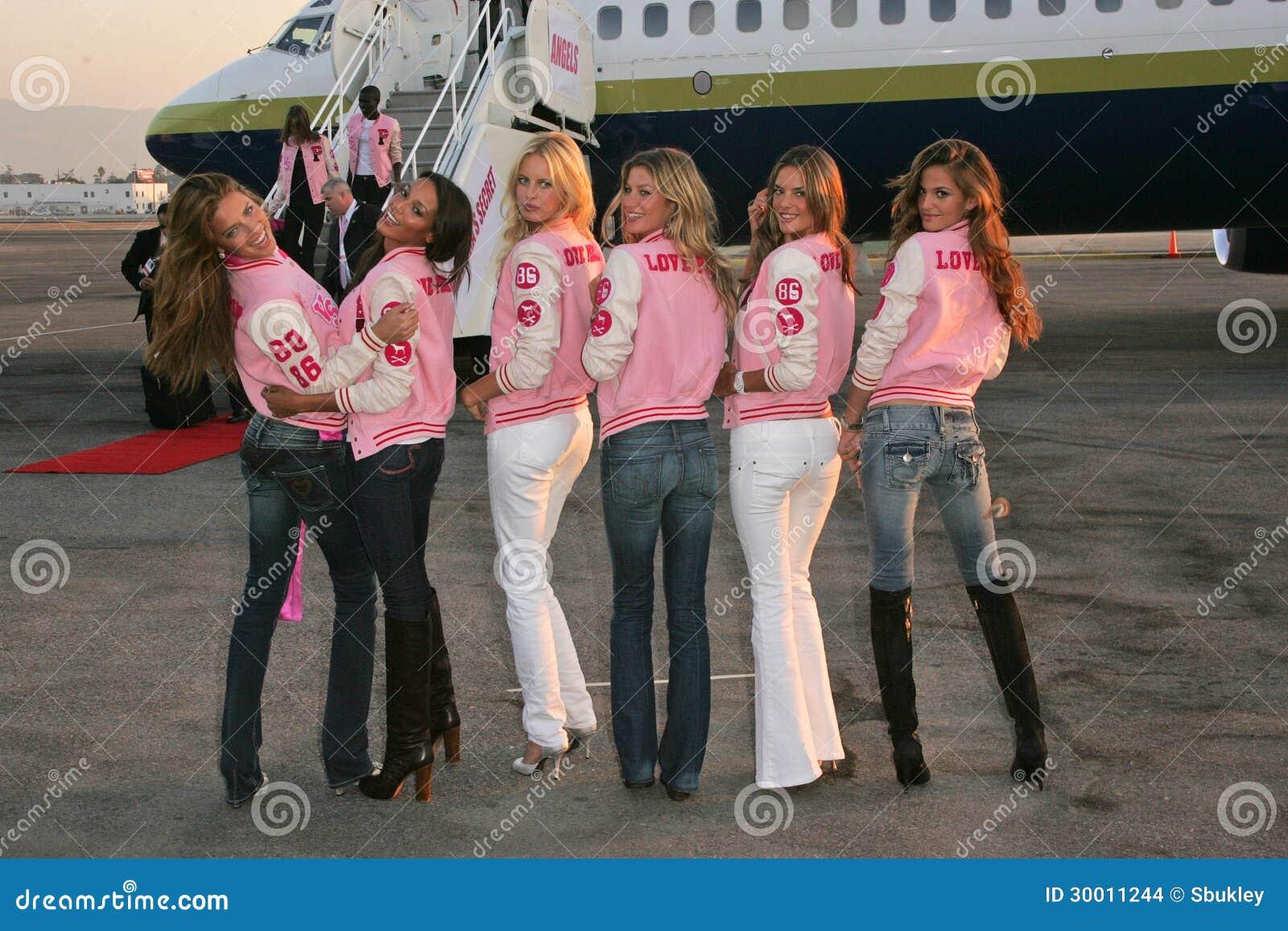 Victoria's Secret,Selita Ebanks,Giselle,Adriana Lima ...