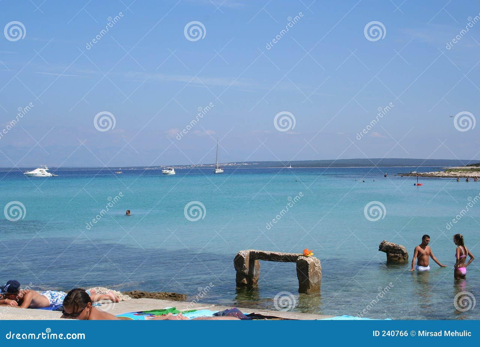 Adriatic strand