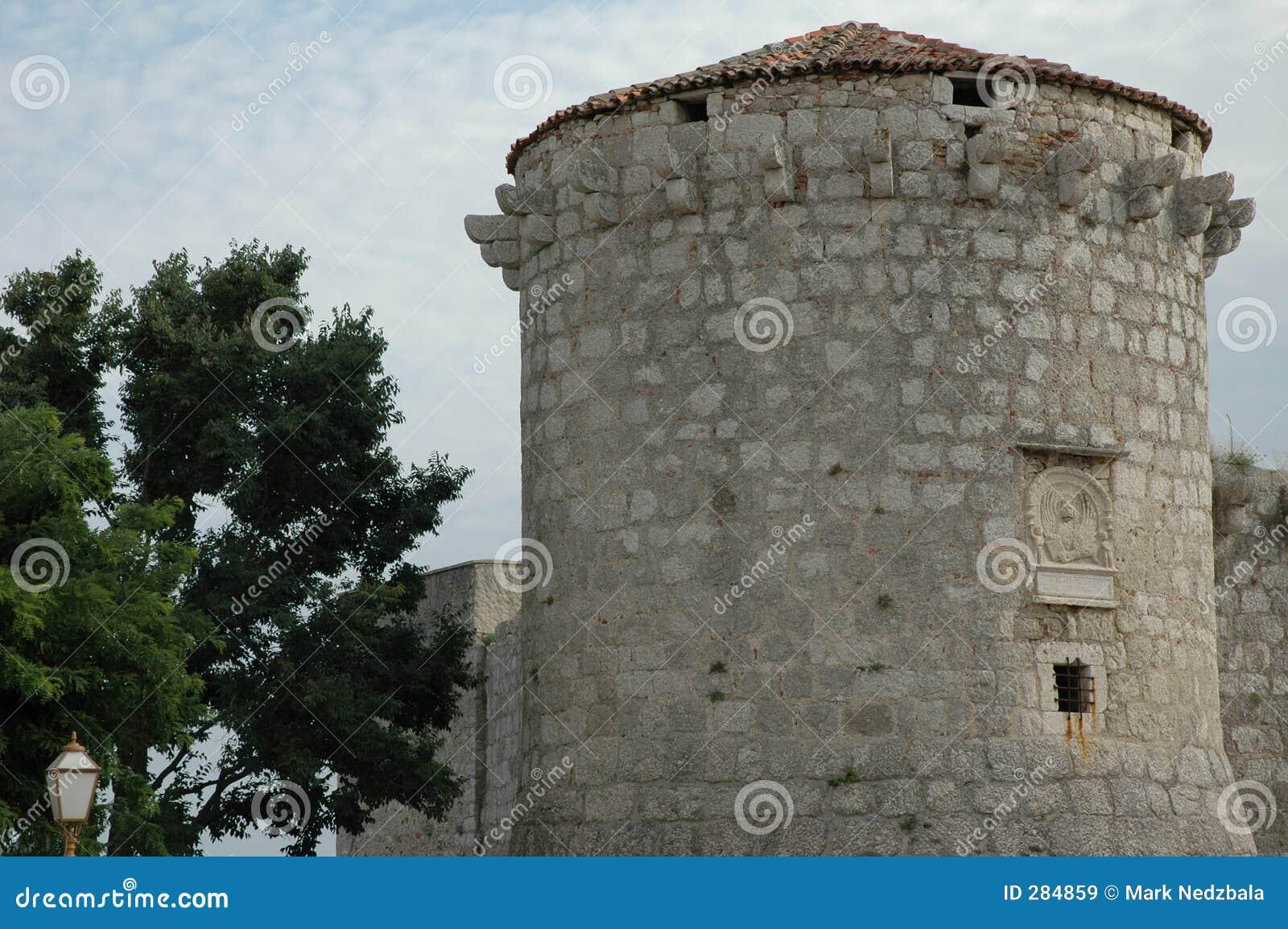 Adriatische steentoren