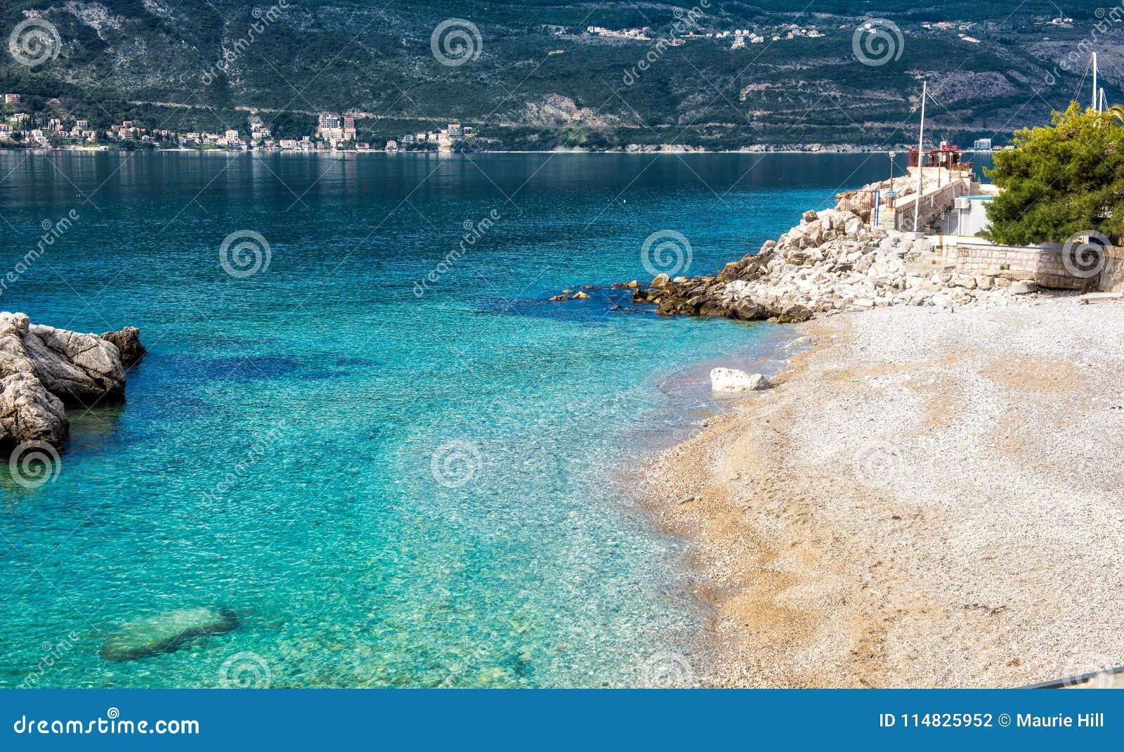 Adriatiskt hav Montenegro