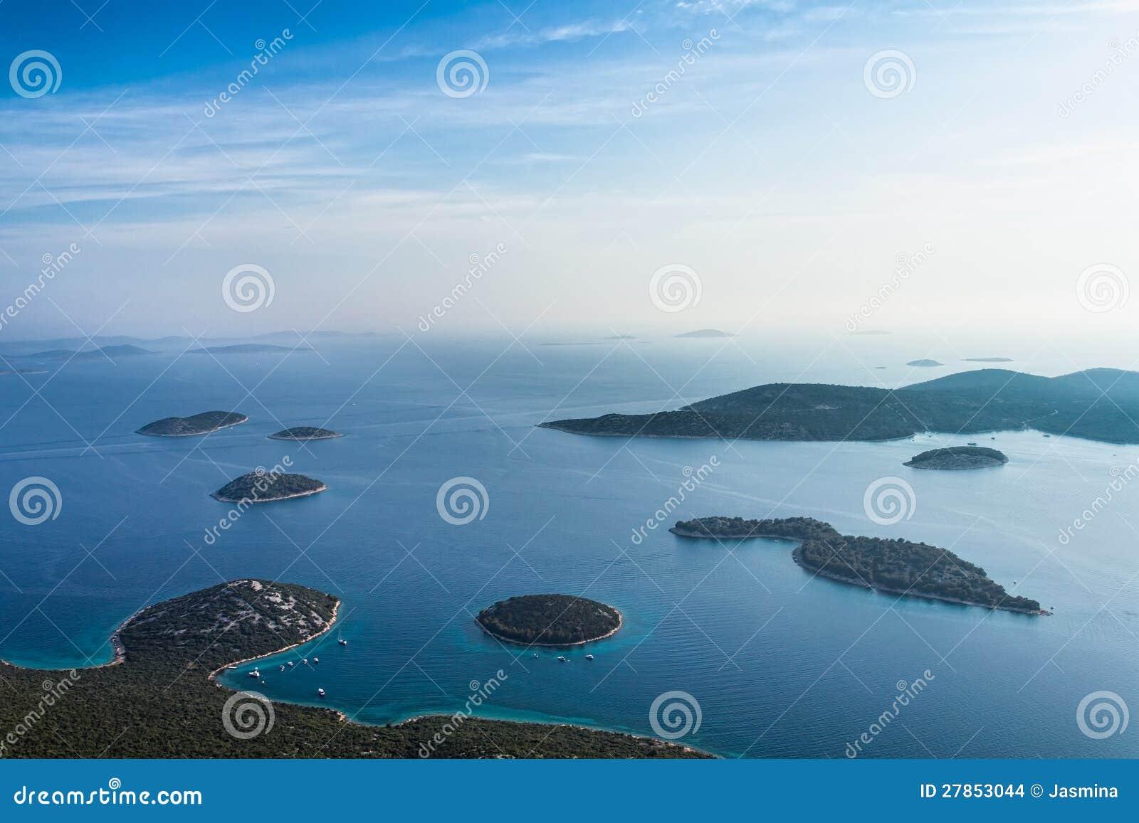 Adriatycka krajobrazowa antena