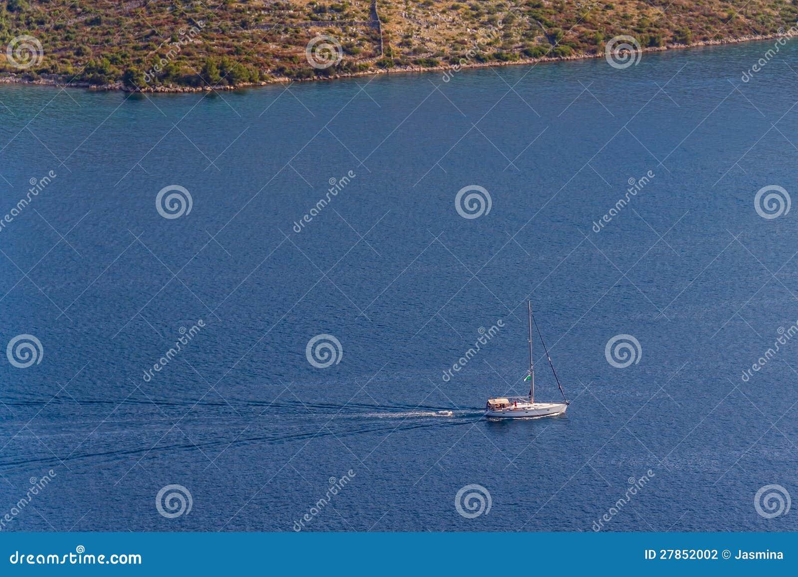 Adriatycki krajobraz