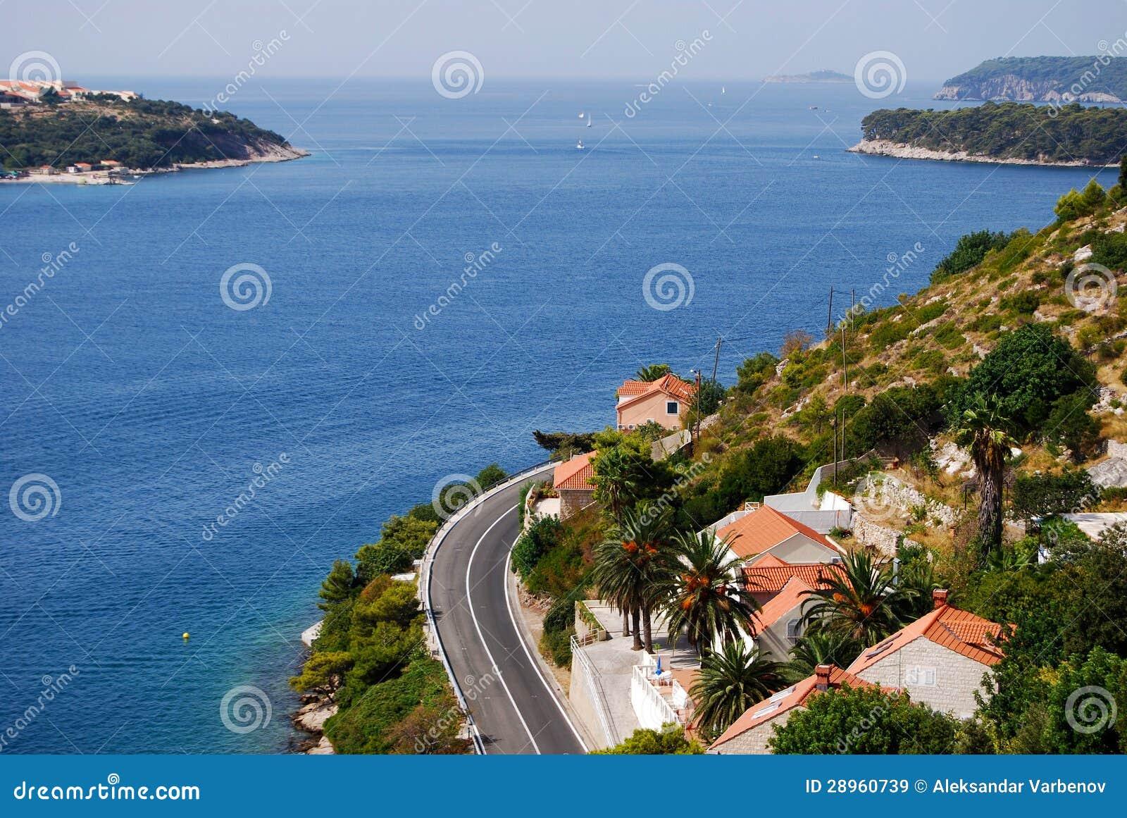 Adriatycki seacoast