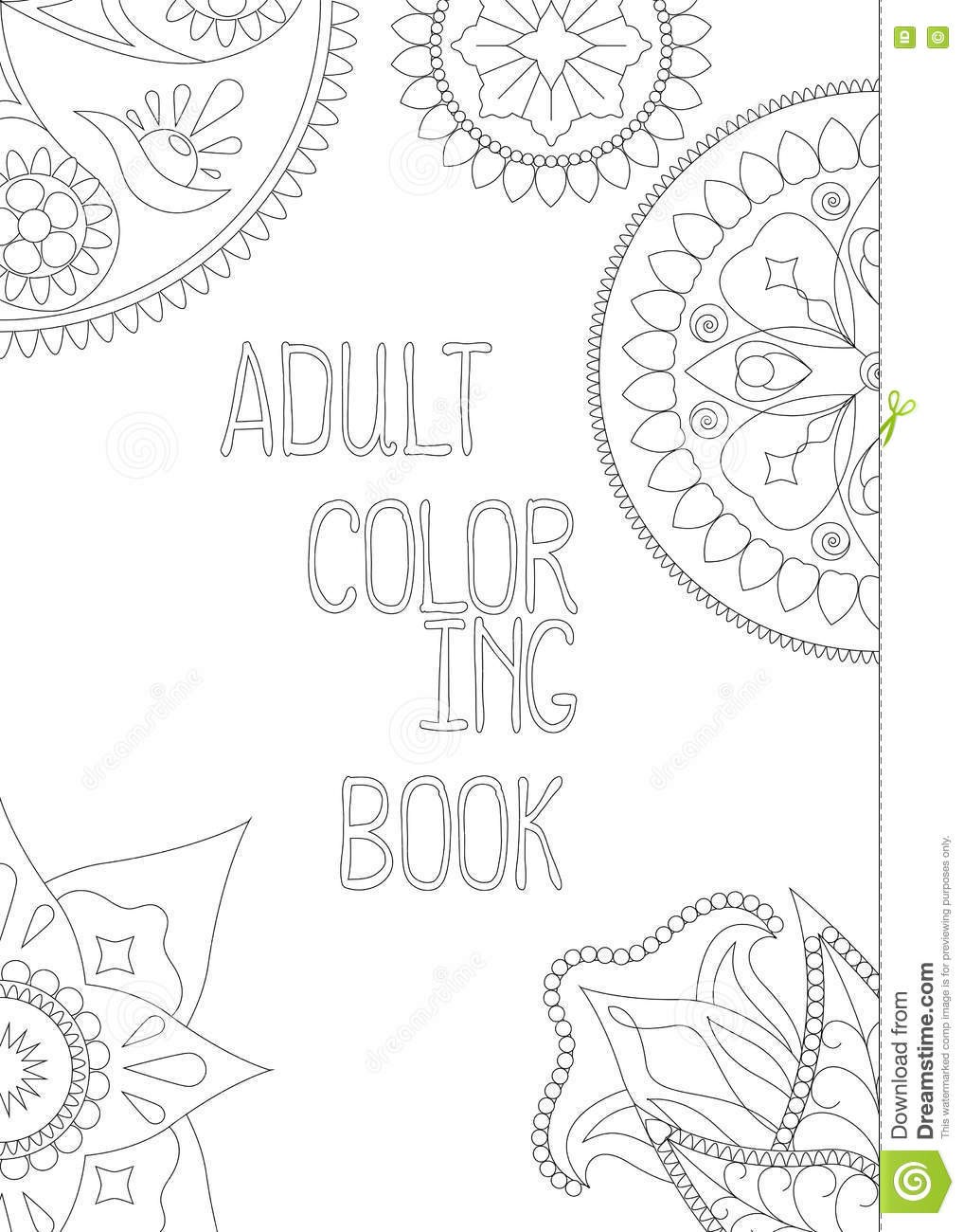 Book Cover Coloring Pages For Adults Book Best Free