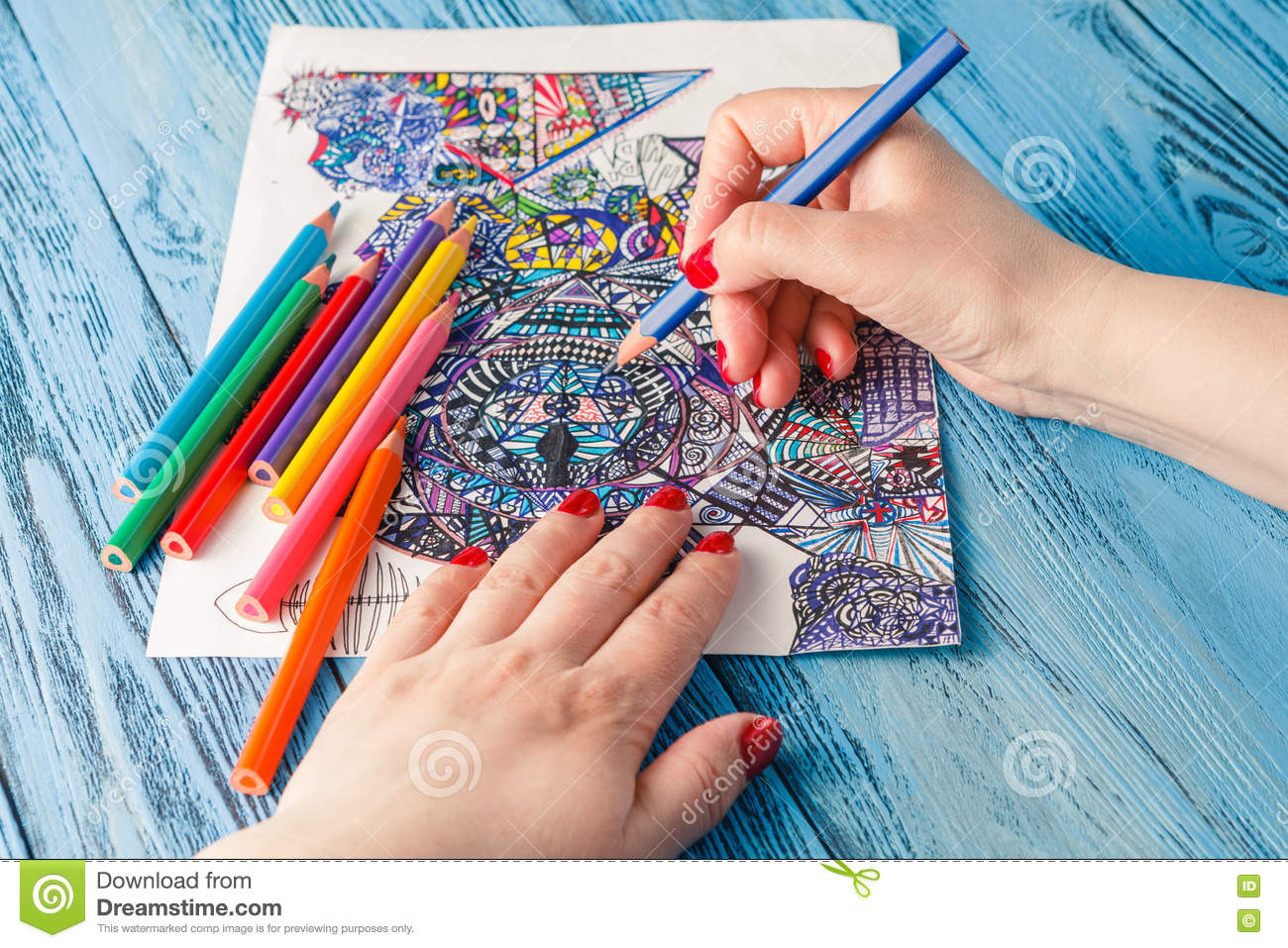 Stunning Coloring With Pencils Ideas - New Coloring Pages ...