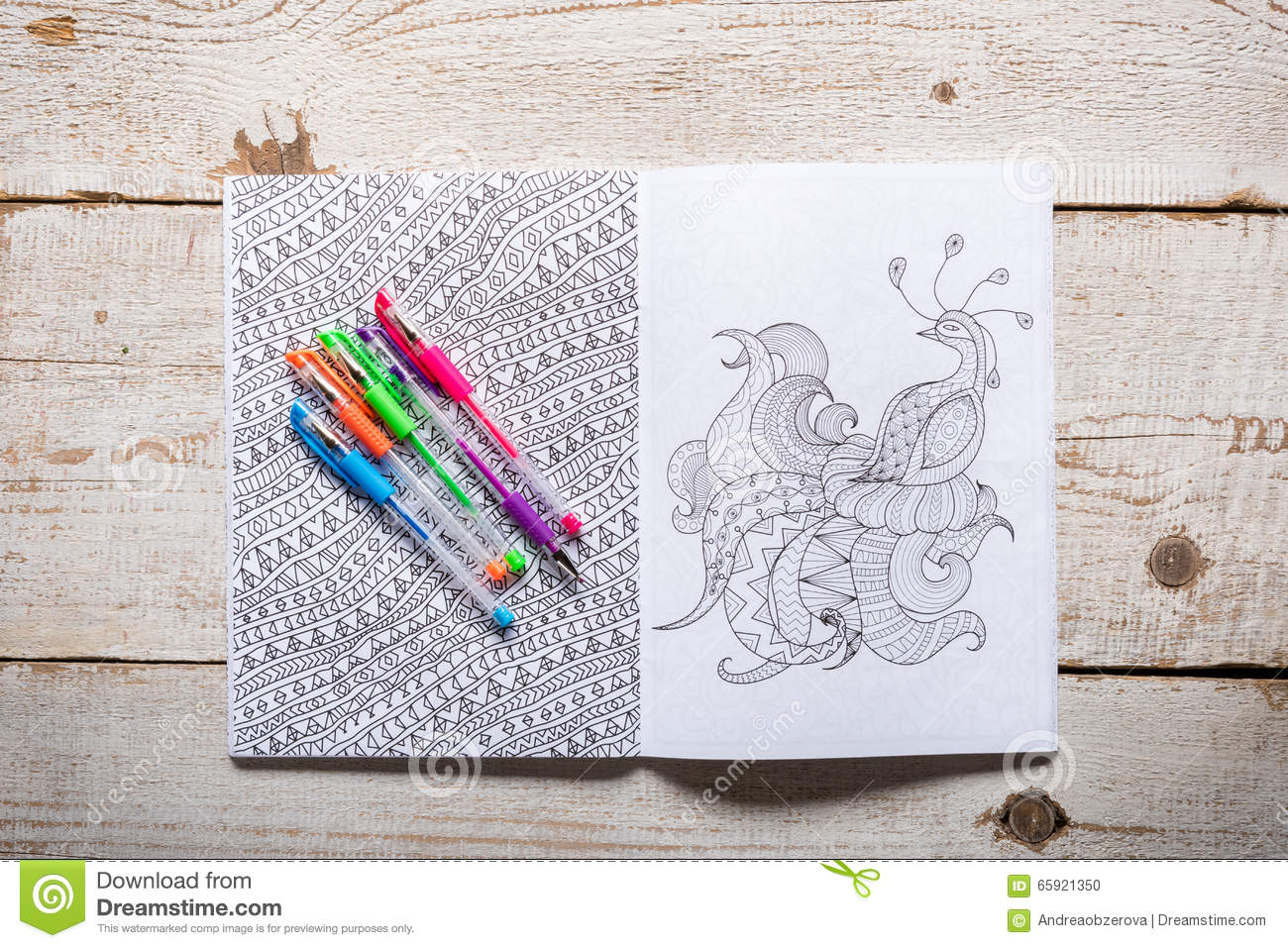 Coloring Books For Adults New Trend