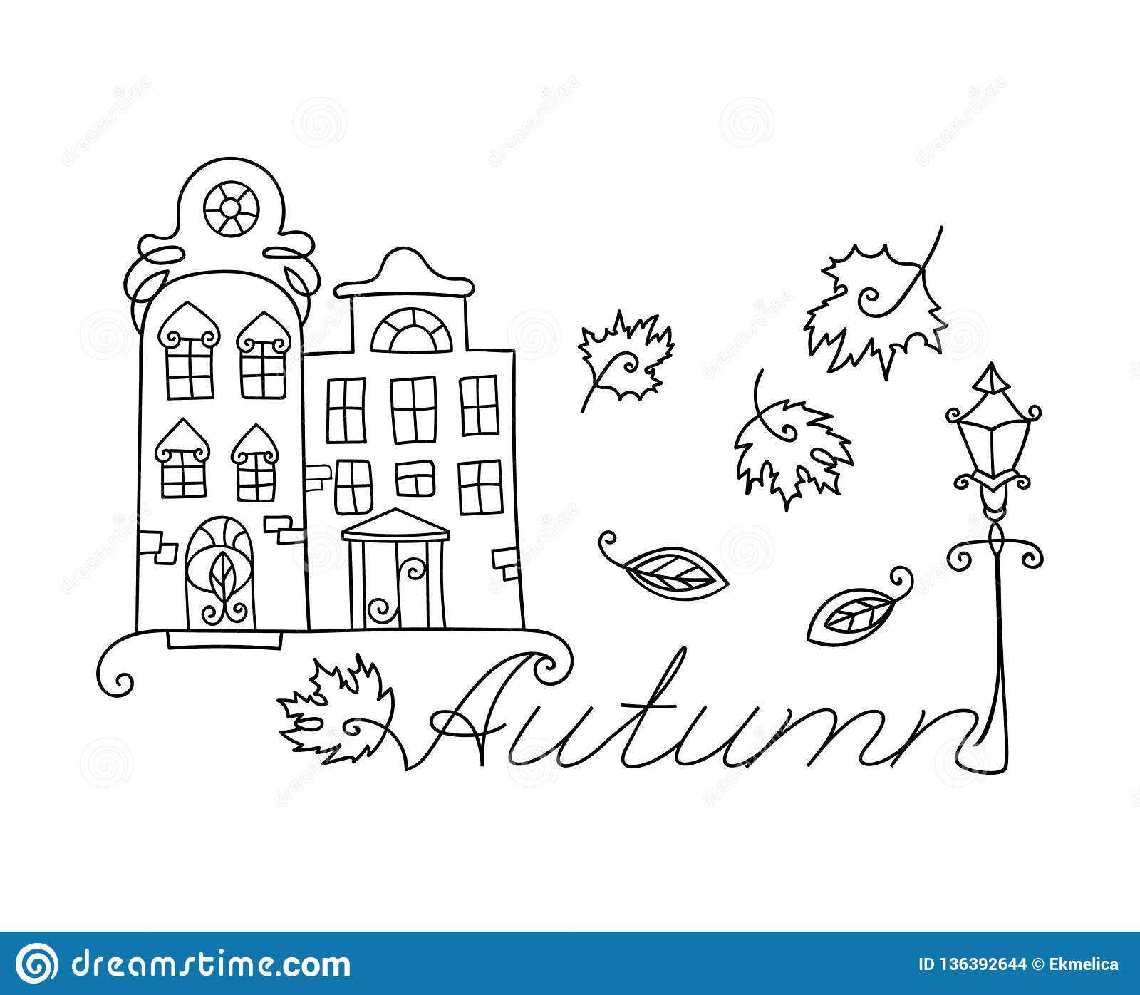 Adult coloring houses stock illustrations 159 adult coloring houses stock illustrations vectors clipart dreamstime