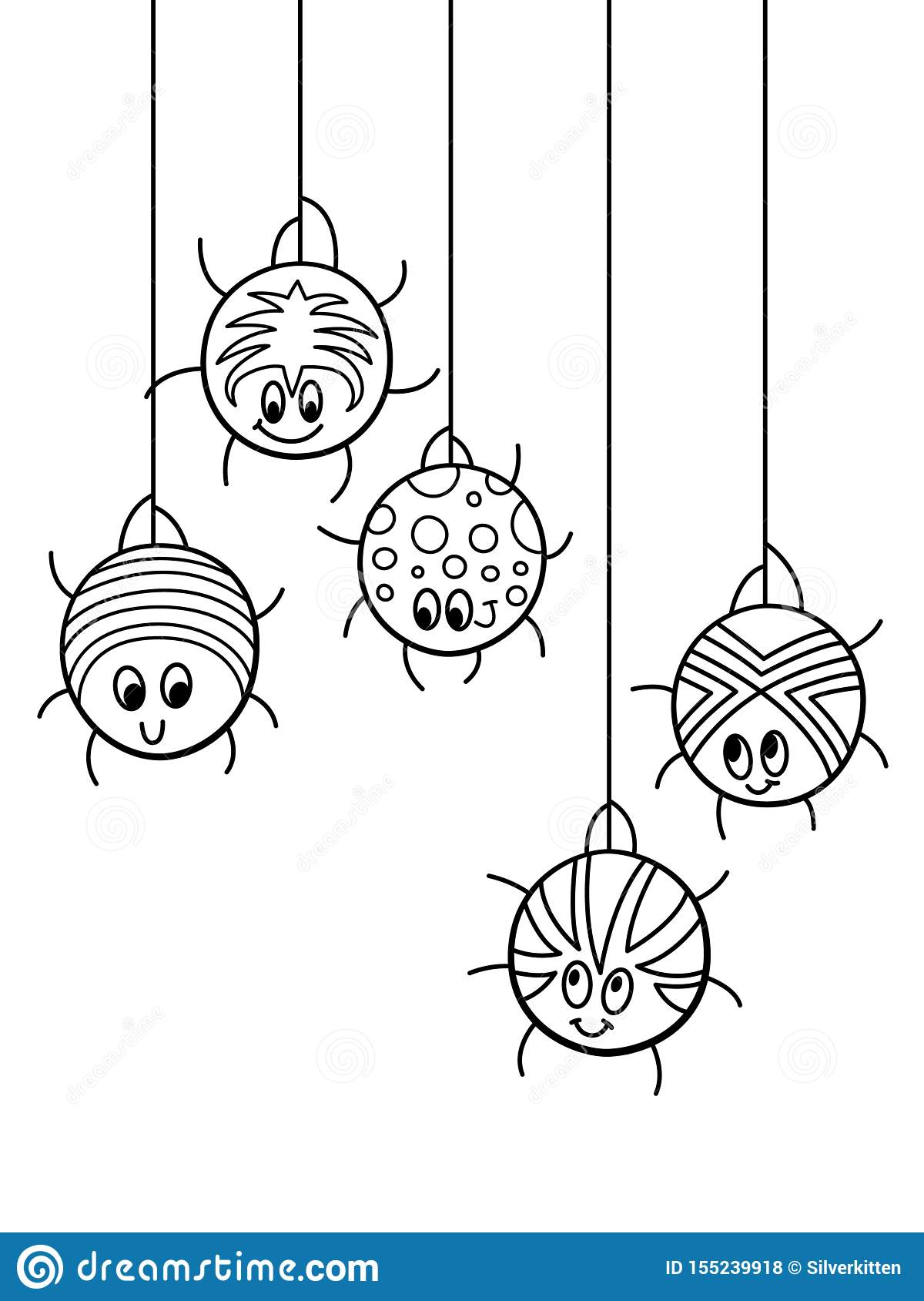 Spider coloring pages - Hellokids.com | 1689x1200