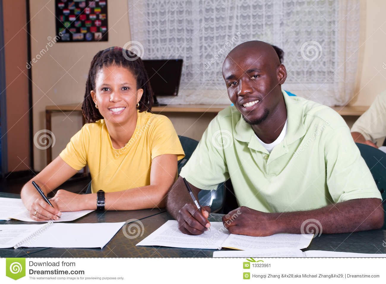 Confidence adult education