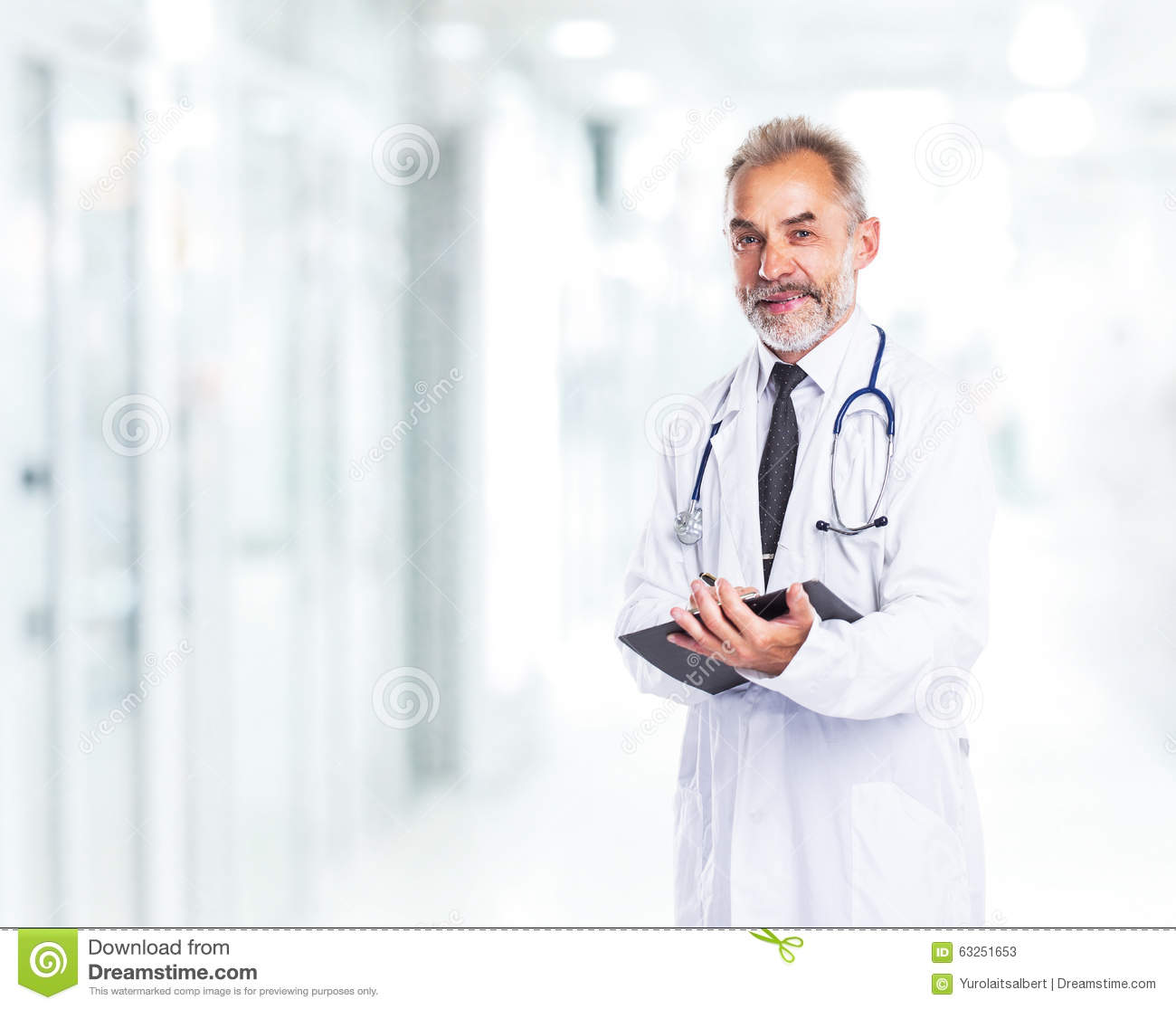 young adult physician