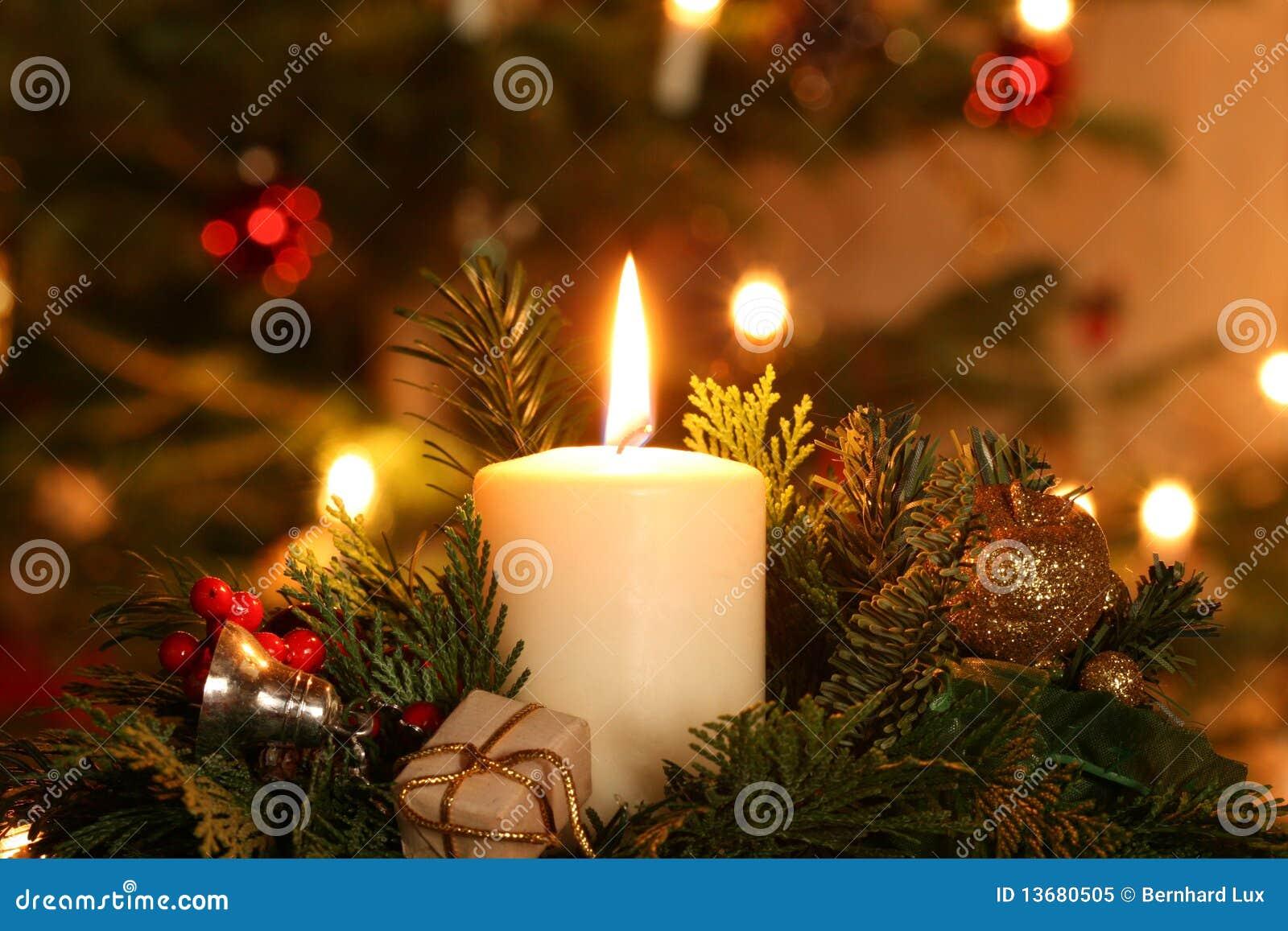 Wireless Christmas Wreath