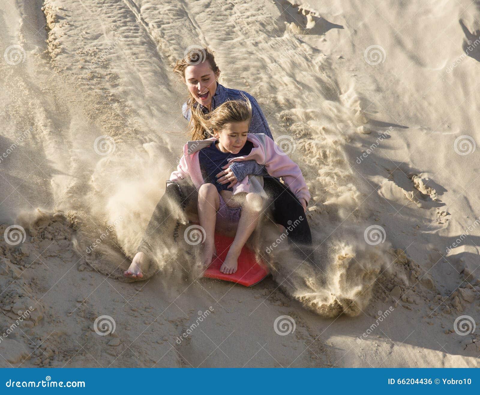 girls Sand dune