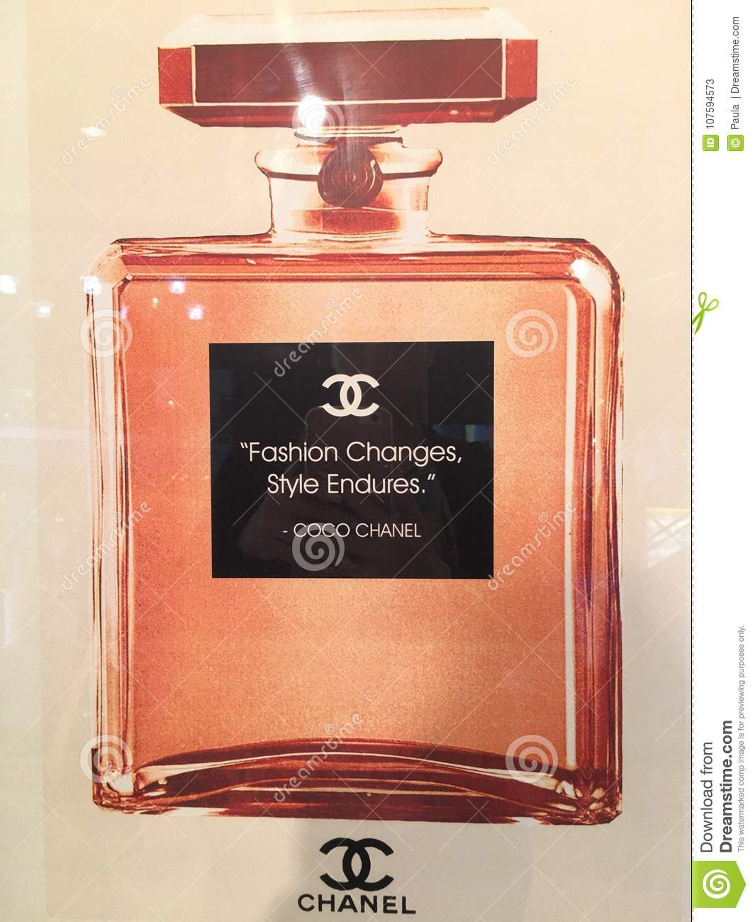Coco Chanel Number Five
