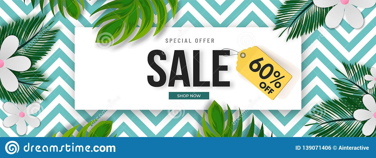 Advertising Sale Banner Or Header Design With 60 Discount Offer And Tropical Leaves Flowers Stock Illustration Illustration Of Flower Leaves 139071406 Red tropical sunset ultra hd desktop background wallpaper for 4k uhd tv. https www dreamstime com advertising sale banner header design discount offer tropical leaves flowers decorated abstract background image139071406