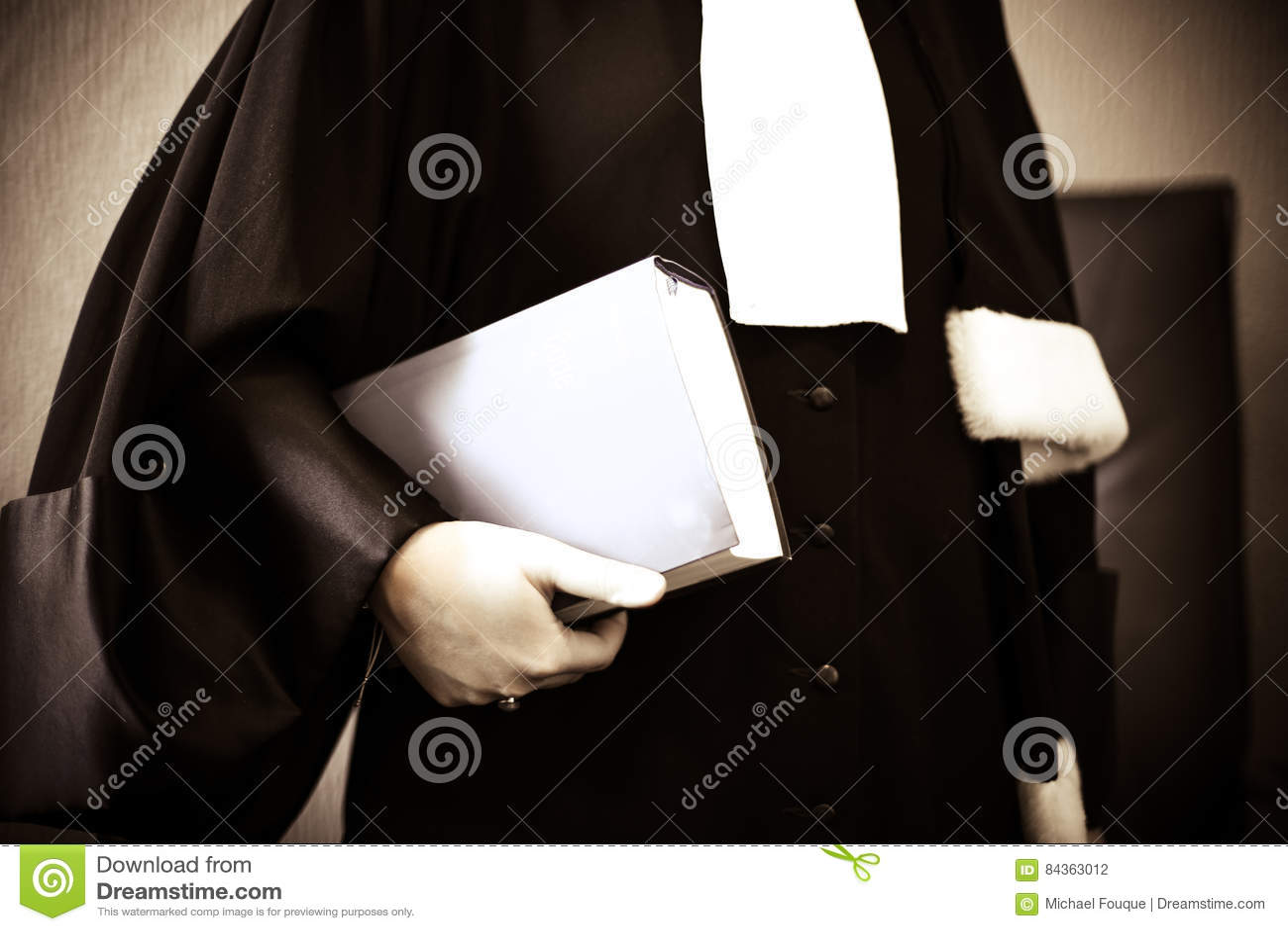 Advogado da mulher